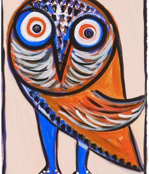 Pablo's Owl